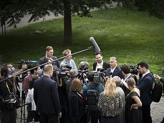 Orbán Viktor: a holland miniszterelnök durván támadja Magyarországot
