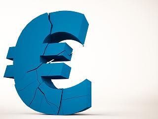 Komoly feszültségek az eurózónában: tovább ez már nem mehet