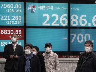 A koronavírus-járvány válthatja ki a régóta érlelődő globális hitelválságot