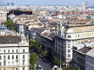A belvárosi ingatlanok negyede külföldiek tulajdonában van