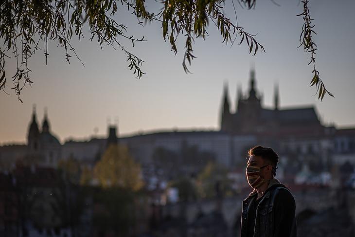 Tavaly 5,6 százalékkal csökkent a cseh GDP