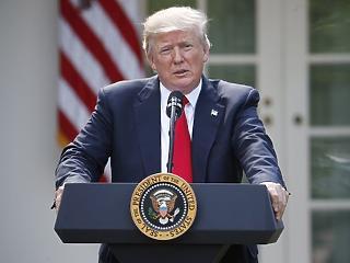 Ahogy fogy a levegő Trump körül, úgy lesz egyre agresszívabb