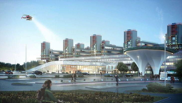 Az Aacheni Egyetemi Kórház