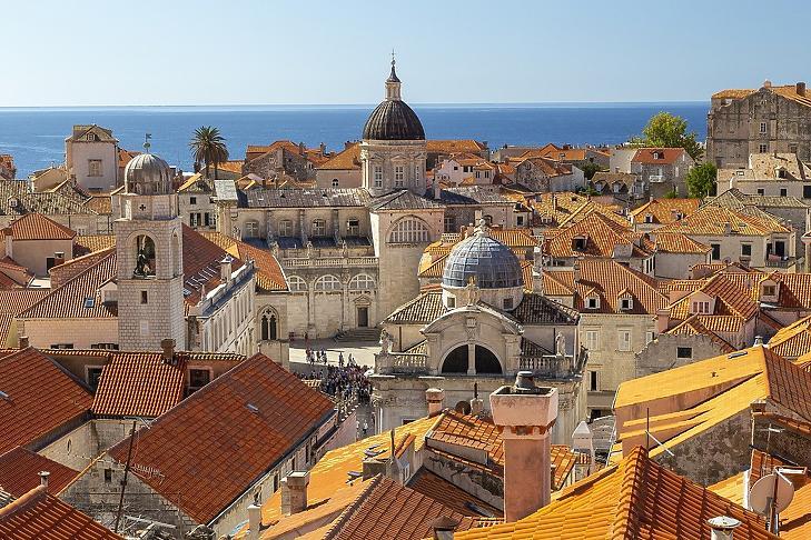 Dubrovnik (Fotó: Pixabay)