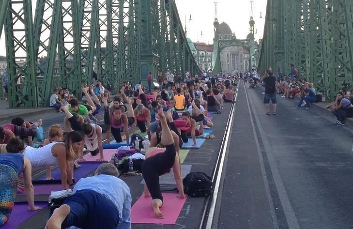 Ennek mindenki örülni fog: a gyalogosoké lesz egy budapesti híd
