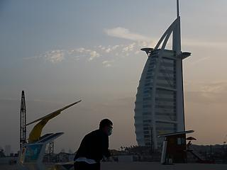 Koronavírus Dubajban – gigantikus fejreállás