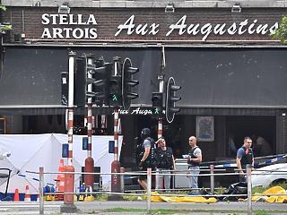 Lövöldözés Belgiumban: három halott, terrortámadás történt