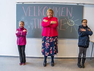 Felesleges bezárni az iskolákat? Túltolták a karantént a norvégok