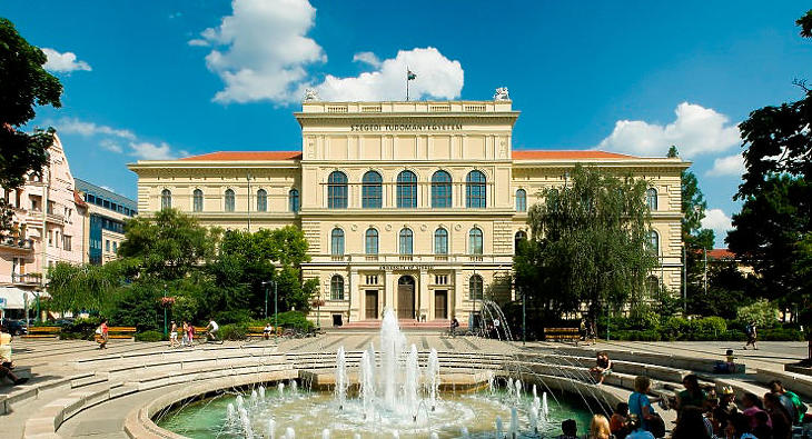 Jelentős ingatlanvagyont kap a Szegedi Tudományegyetemért Alapítvány (Fotó:u-szeged.hu)