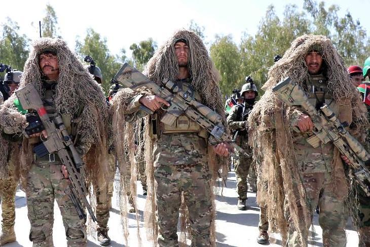 Új európai Afganisztán-stratégia kell (fotó: MTI/EPA)