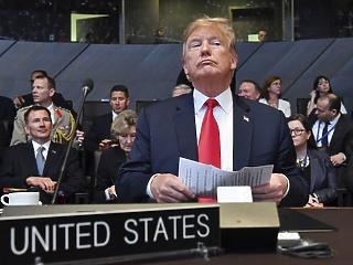 Széttépik Trumpot brüsszeli ámokfutása miatt