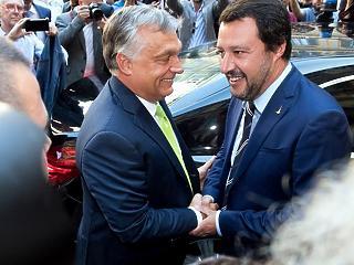 Orbán nagy barátja keményen nekiesett Junckernek
