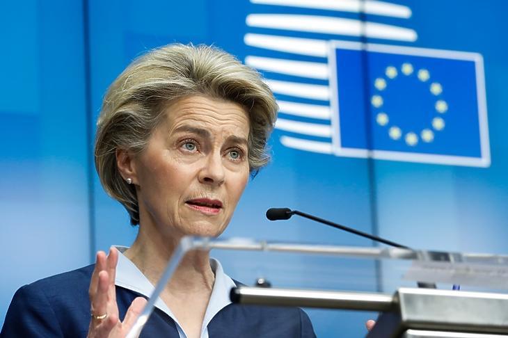Az Európai Bizottság igyekszik tempót diktálni a zöld célok eléréséhez (Forrás: Európai Tanács)