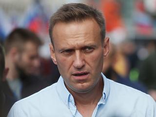 Navalnij-ügy: elszakadhat a cérna Merkelnél, kiszivárgott egy fotó