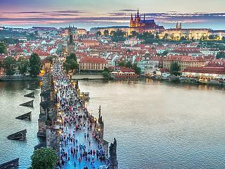 Javította a cseh gazdasági prognózist a prágai pénzügyminisztérium