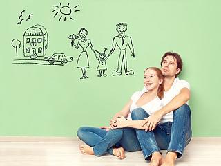 K&H: Közel tízmilliós a babaváró hitel átlagos összege