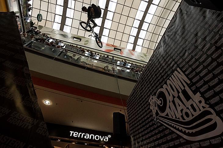 A nap képe: láttál már ehhez hasonlót bevásárlóközpontban?