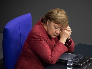 Nagyon bekeményítene Merkel az újabb Covid-rekord után
