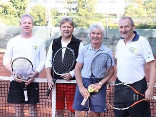 Megvannak a 45. Tisztelt Ász! tenisztorna győztesei