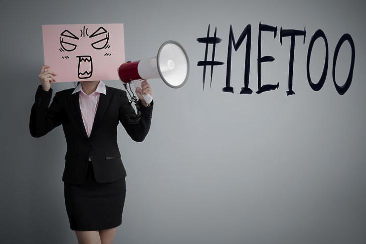 A nyugati világban gondolatformáló volt a #metoo mozgalom (Forrás: Depositphotos)
