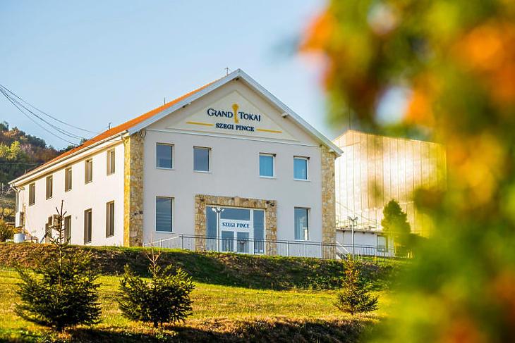 Alapítványi kézbe kerül a Grand Tokaj Zrt. is (Fotó: grandtokaj.com)