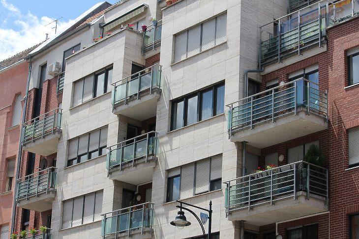 Kevesebbet kellett fizetni az új lakásokért szeptemberben. Fotó: Mester Nándor