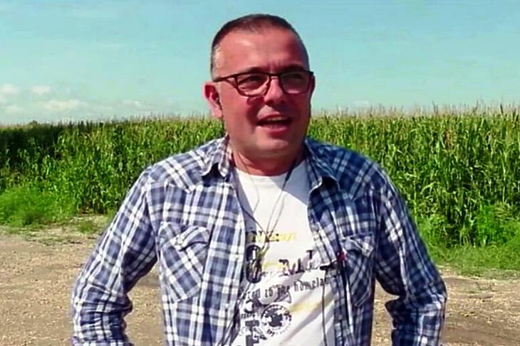 Branislav Nedimovic, Szerbia mezőgazdasági minisztere (Forrás: BALK/Prva TV )