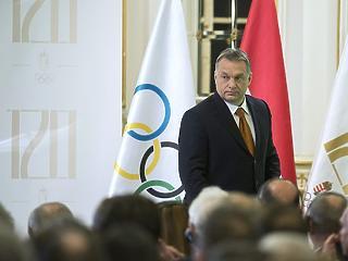 Orbán Viktor elmondta, mit gondol a sportról