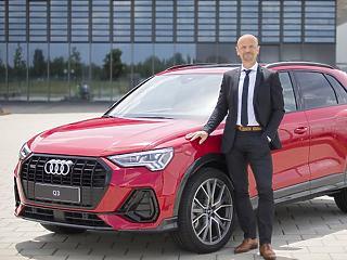 Új igazgató felel a magyar Audik gyártásáért