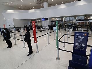 1,2 milliárd utas tűnik el a repülőkről szeptemberig