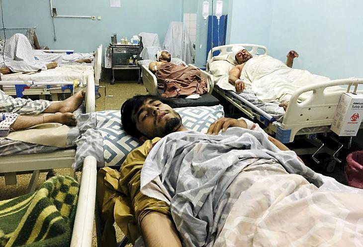 Újra robbantani fognak Kabulban a brit védelmi miniszter szerint