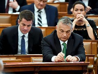 3,8 százalékos hiány jöhet idén az Orbán-kormány szerint