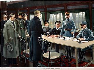 Szinte mindenki ott lesz Párizsban az első világháború befejezésének 100. évfordulóján