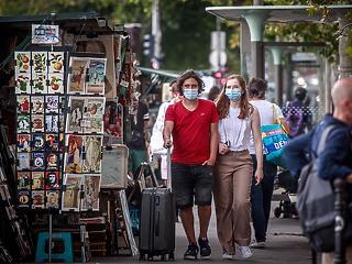 Vírus: több hónapos rekordok dőlnek meg Dél-Európában