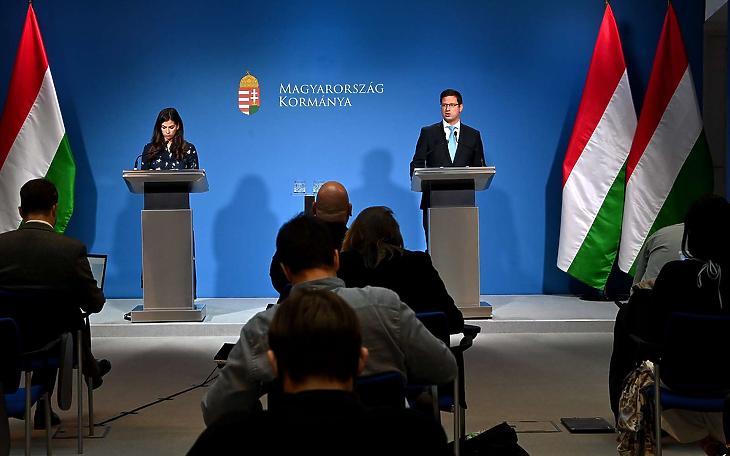 Legközelebb már újságírók is jelen lehetnek (Fotó: MTI)