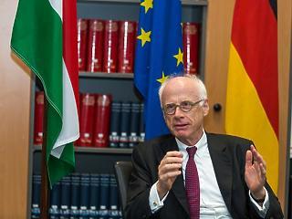 Itt az új nagykövet – rajta tartja szemét Berlin az Orbán-kormányon