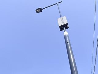 Okos: különleges villanyoszlopokat adtak át Budapesten