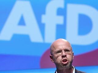 Robbanás határán a német radikális párt