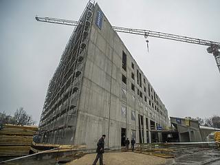 Továbbra is brutálisan növekedhet a magyar építőipar