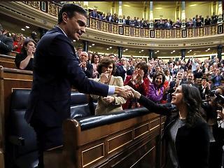 Bekerült a radikális baloldal az új spanyol kormányba