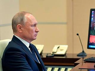 Sötét árnyak Putyin felett – az oroszok fele már elküldené