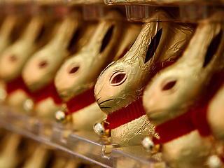 Húsvét: a csokinyúl a legnépszerűbb, idén nagyobb forgalomra számítanak a gyártók