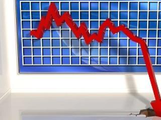 Zuhanó indexek - a válság idején láttunk utoljára ilyet