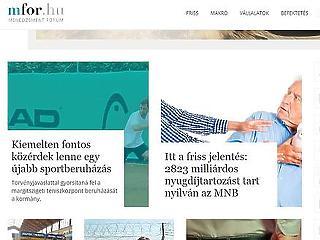 Közlemény: Átalakul az Mfor.hu-Privátbankár.hu lapcsoport vezetése
