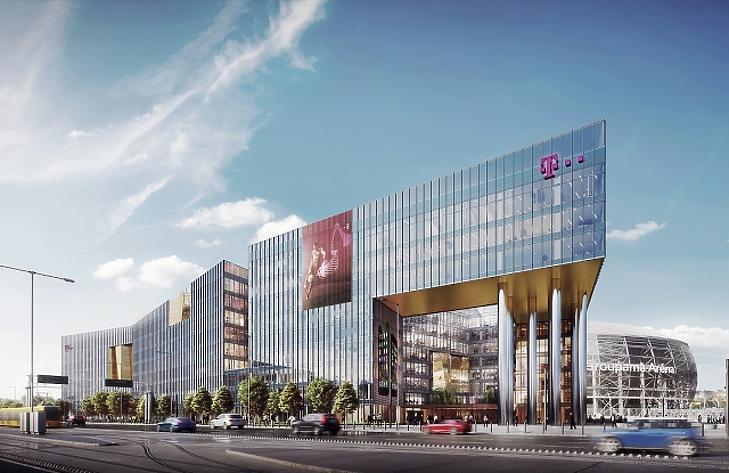 Magyar Telekom-székház