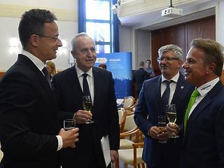 10 milliárd forintos német beruházás jön Veszprém mellé