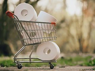 Itt a legújabb járványhatás: tovább drágul a wc-papír