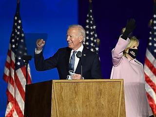 Hajszállal, de Arizonát is behúzta Biden
