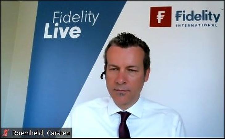 Carsten Roemheld, Fidelity