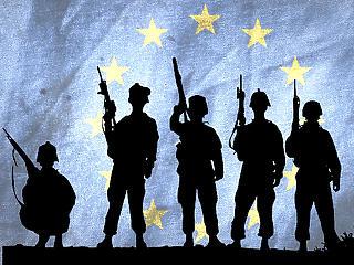 Felfegyverkezik az EU: hatalmas pénzeket költünk védelemre
